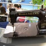 单针链式缝纫机